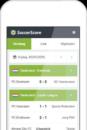 SoccerScore